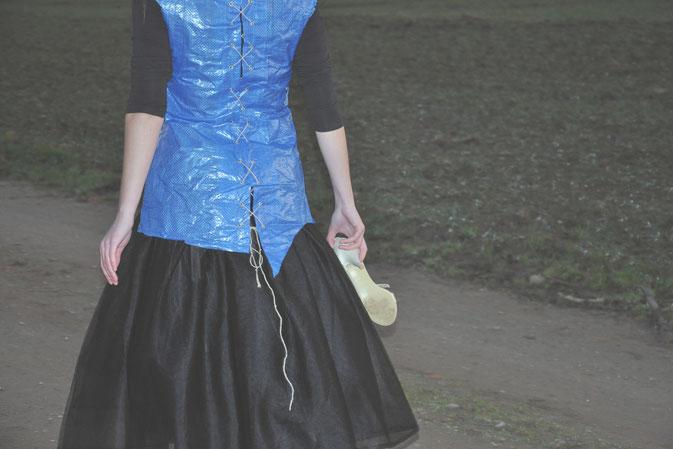 Aschenputtel Aschenbrödel Cinderella Modeblog fairy tale gone realistic