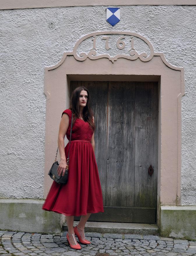 vollständig in den Spezifikationen Räumungspreis genießen Wert für Geld Herbsthochzeit - Gastoutfit - DIY-Fashion, Modeblog und ...