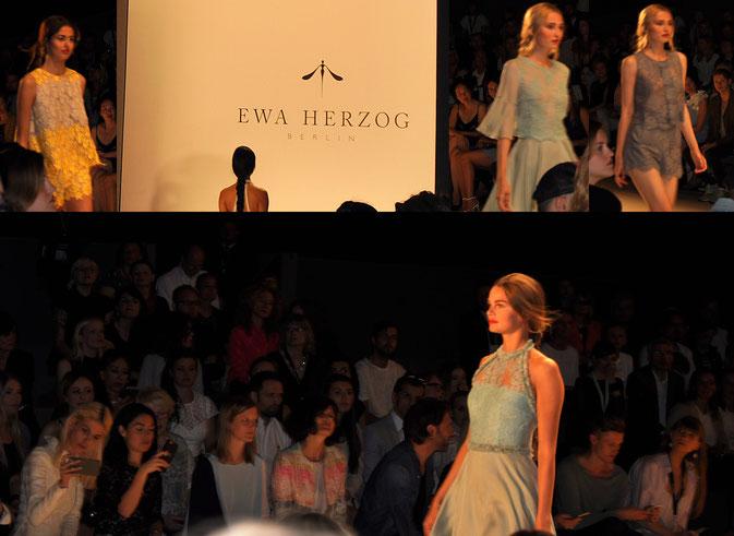 Ewa Herzog: wunderschöne Spitzen-Outfits!
