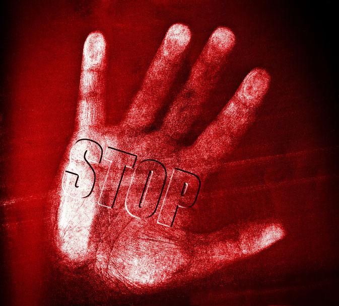 Stop Vergewaltigung; Privatdetektiv Hannover, Privatdetektei, Detektiv Hannover