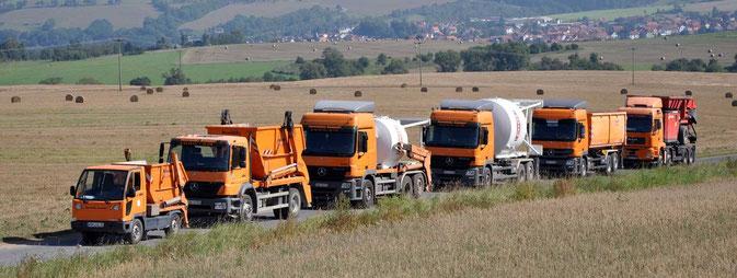Nowatzky GmbH, Containerdienst - Abrissarbeiten - Bauschuttrecycling -