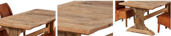 Massive Tische aus Altholz Eiche - ALTHOLZDESIGN