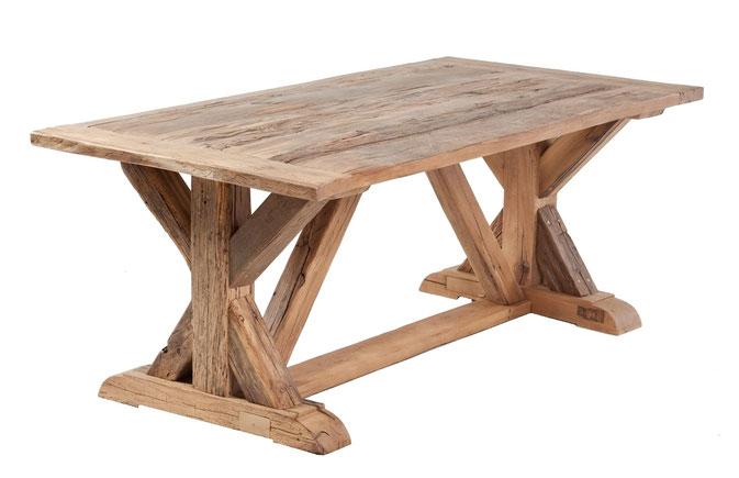 Klostertisch Eiche altes Holz