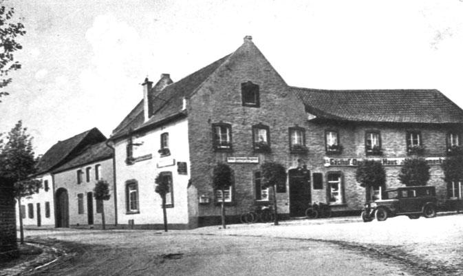 Hotel Deutsches Haus um 1930