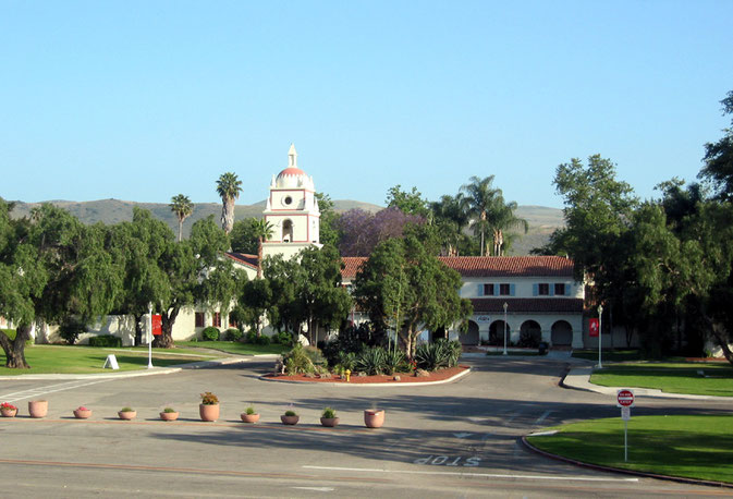 Auslandssemester am Campus der California State University, Channel Islands