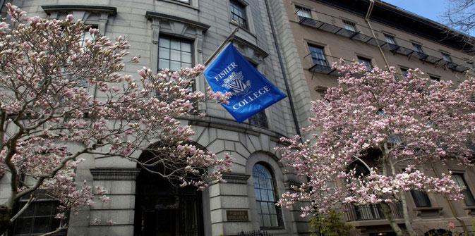 Ein günstiges Auslandssemester oder Auslandsstudium in den USA an dem Fisher College in Boston