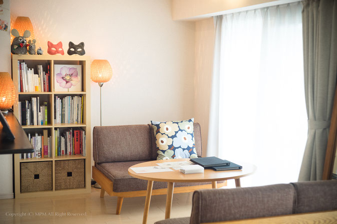 MPM滋賀南草津スタジオ内観