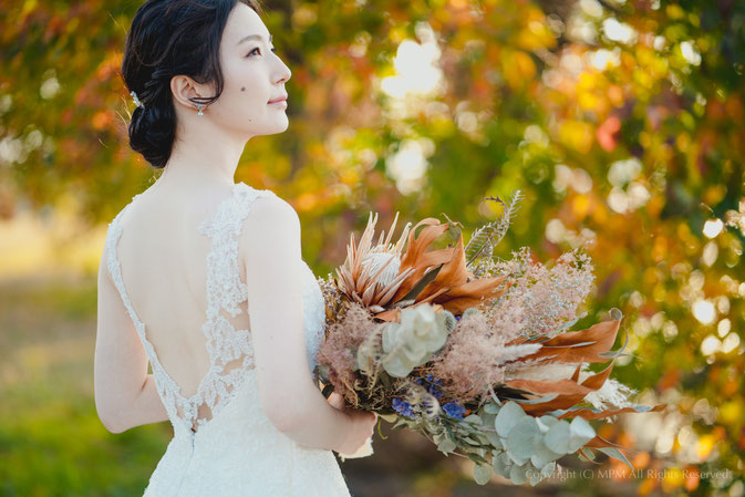 結婚式写真 京都 ©MPM All  Right Reserved