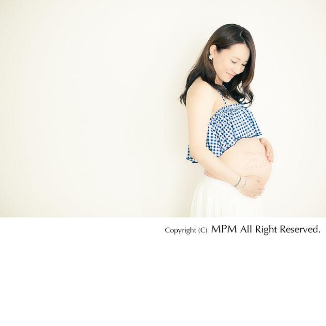 マタニティフォト 京都  ©MPM All Right Reserved