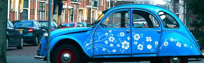 Parken in Scheveningen