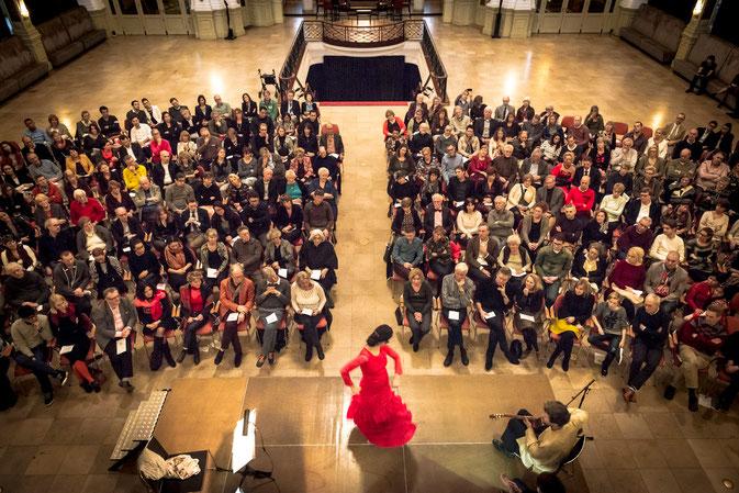 Foto: Festival Classique, LoRes Konzert im Kurhaus, Foto: Robert Lagendijk