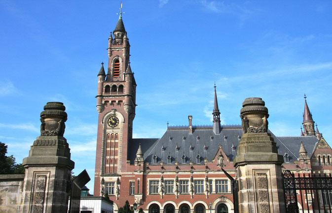 Den Haag Gerichtshof Für Menschenrechte