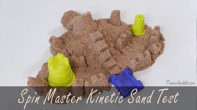 kinetic sand test, spin master kinetic sand test, kinetic sand spin master test