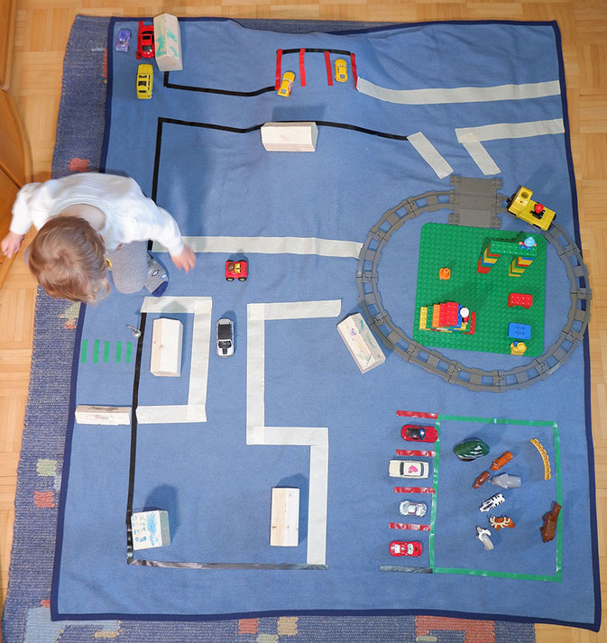 lustige spiele für kinder, spiele mit kindern drinnen, indoor aktivitäten mit Kindern