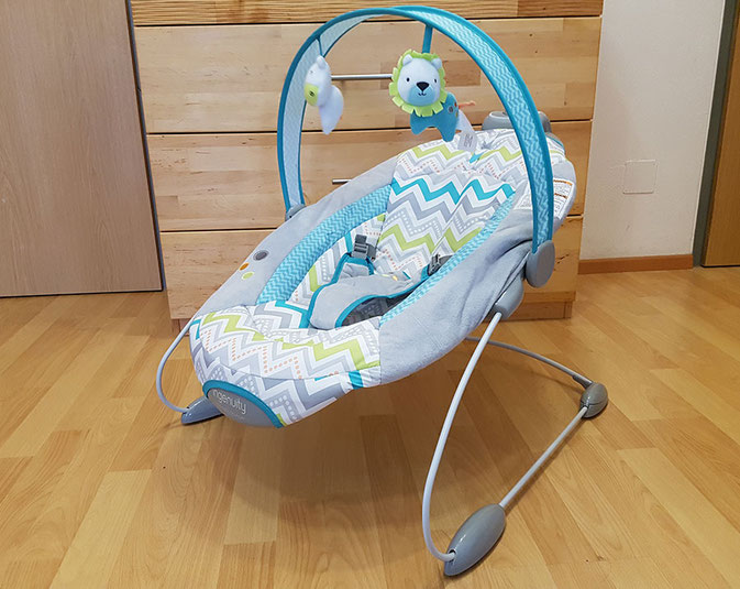 Ingenuity Wippe Test, Ingenuity Babywippe Test, Ingenuity Babywippe