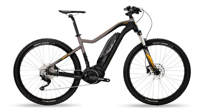 BH REBEL 27.5 36v yamaha batterie 500wh  2499€