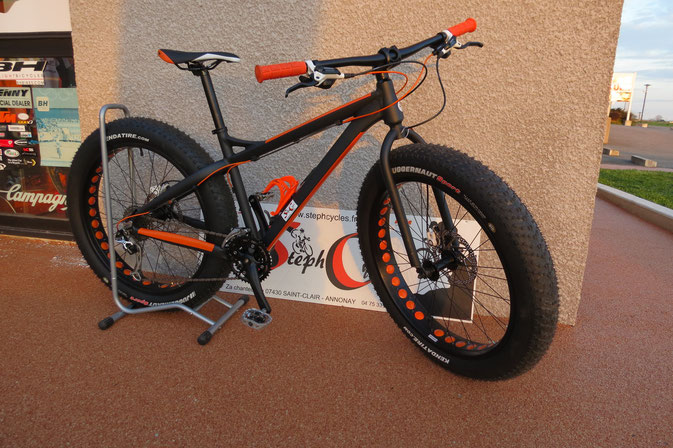 FAT BIKE BH bigfoot  BIG FOOT 849€