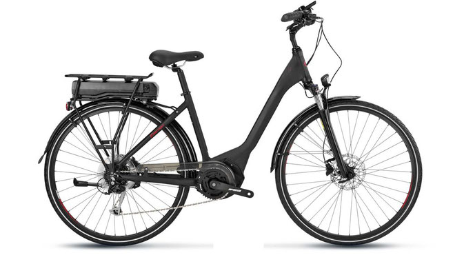 BH E-motion REBEL CITY WAVE LITE yamaha 36v 400wh  2299€