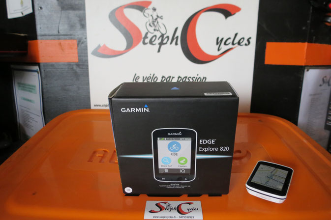 GARMIN EDGE EXPLORE 820   349€00