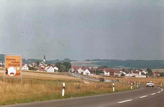 Bild: Pölling Neumarkt Nürnberger Straße