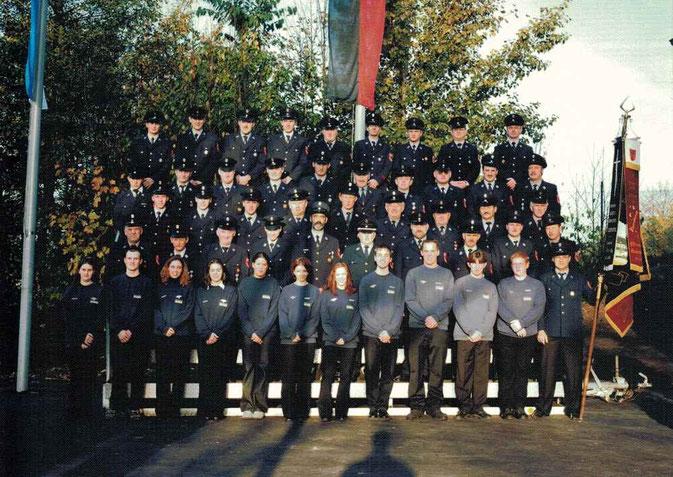 Bild: Feuerwehr Pölling Jugendgruppe 2000