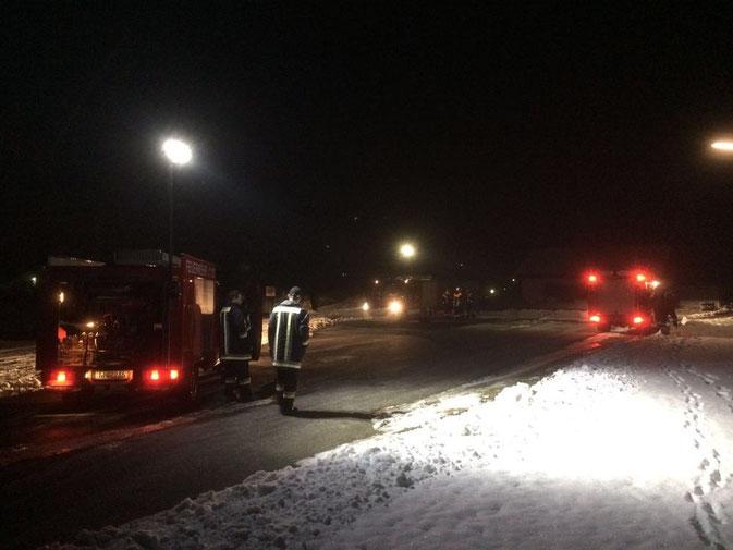Bild: Feuerwehr Pölling Digitalfunkübung
