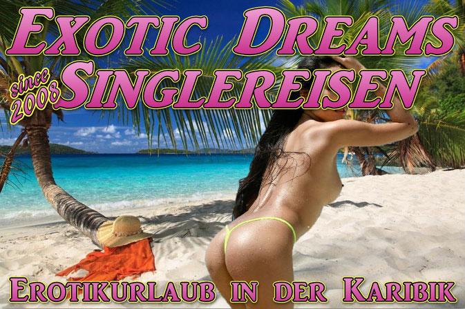 Karibik Single Urlaub mit Begleitung für Sex. Karibik Urlaub für Alleinreisende