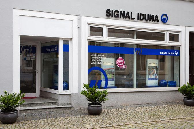 Signal Iduna, Werbegemeinschaft Billerbeck, Wg