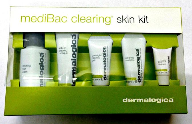 Medibac: Akne-Serie für Erwachsene