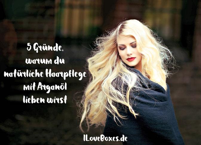 Haartrend 2016: Argan