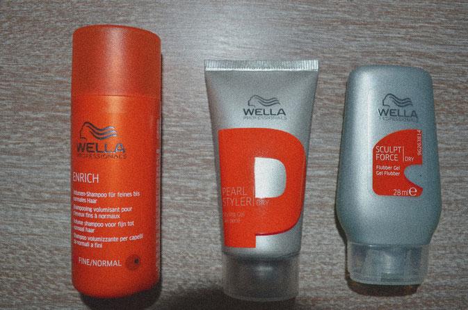Haarpflege von Wella