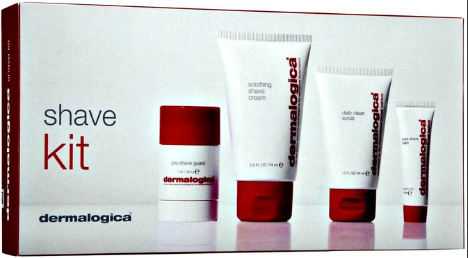 Skin Care Shave Kit für irritierte Haut