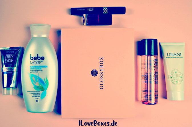 Frizz Ease Shampoo mit dabei