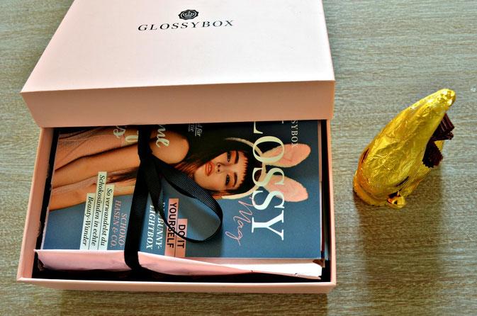 Glossybox März 2016