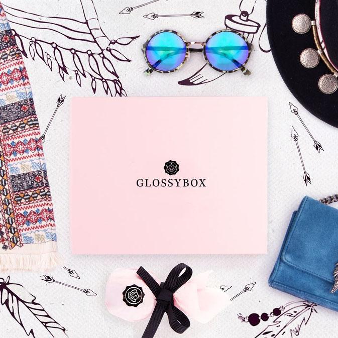 Glossybox April 2016