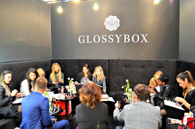 Glossybox auf der Beauty Düsseldorf