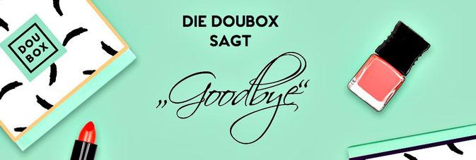 Doubox eingestellt - tschüss, Douglas Box