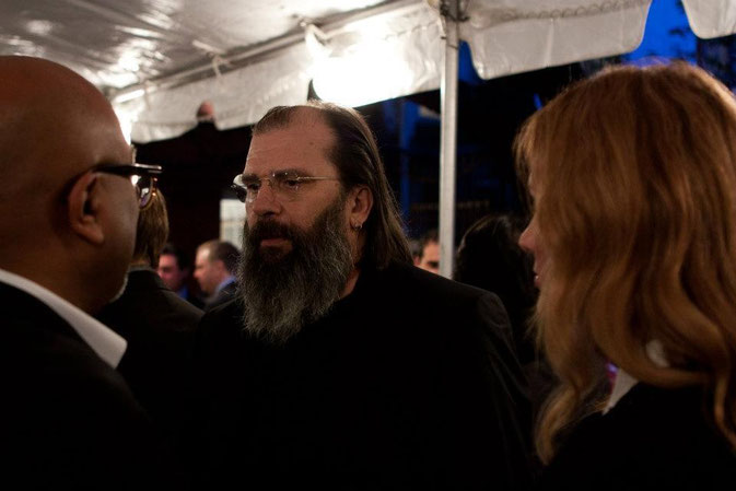 With Steve Earle and Allison Moorer