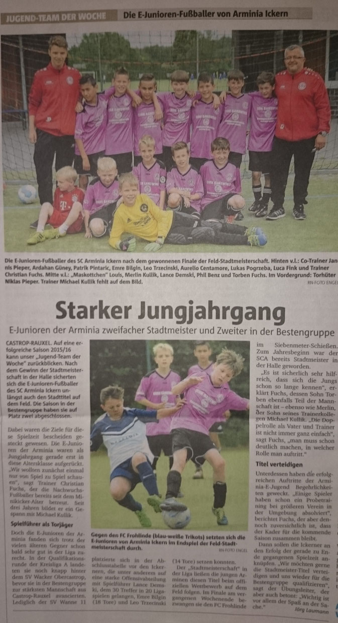 Artikel vom 16.06.2016 aus den Ruhrnachrichten