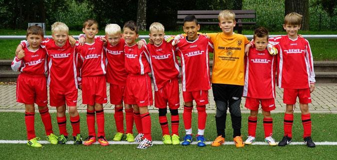 Saison 2014/15( August 14)