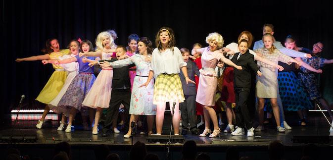 Musical Unterricht für Kinder und Jugendliche, Tanz Gesang und Schauspiel Unterricht Junior