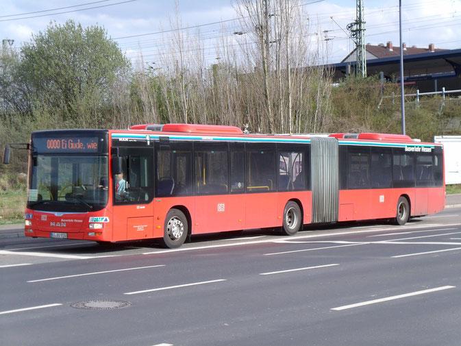 Bahnbus generationen hobby busverkehr in rhein main und for Depot offenbach