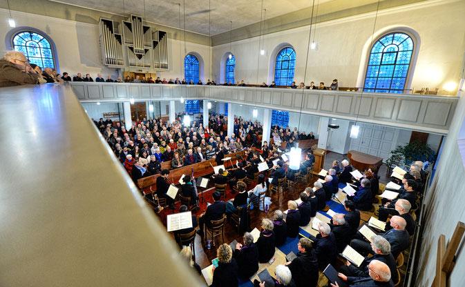 """""""Der Messias"""" in der Heilig-Geist-Kirche"""