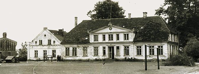Aufnahme aus dem Jahre 1884