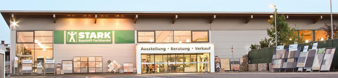 Sitz der Wilhelm Stark Baustoffe GmbH in VS-Villingen