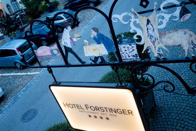 Hotel Forstinger, Schärding
