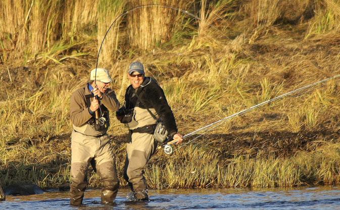 Roland Fasel Giffers Urs Wehrli Worb Fliegenfischen Flyfishing Alaska