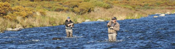 Fishing Karluk