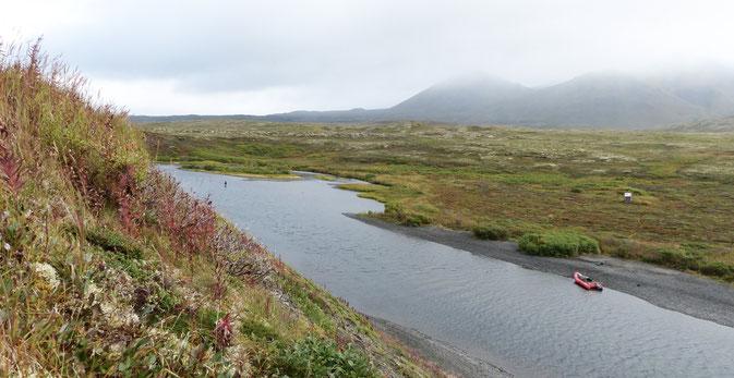 Kanektok River, SW Alaska