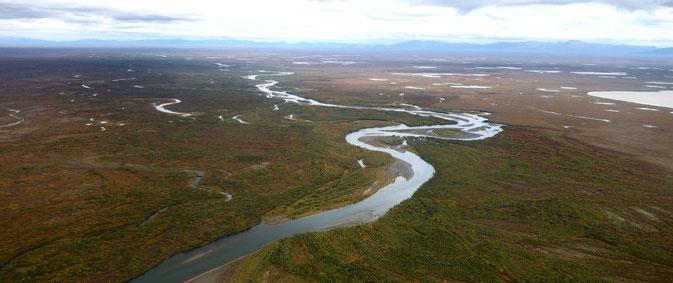 Kanektok River, Alaska